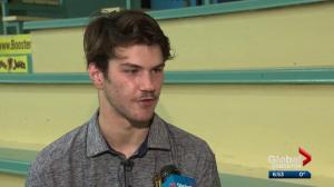 Global Edmonton MVP: Mitchell Reidy