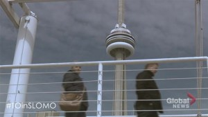 #TOINSLOMO – Toronto in Slow Motion: Waterfront