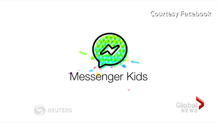 Facebook launches Messenger Kids in Canada, despite controversy in US