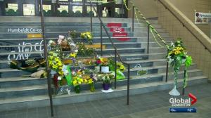 Community comes together in Humboldt to mourn