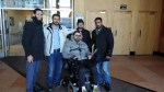 Community raises money to support paralyzed Quebec mosque shooting victim
