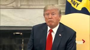 Trump's tough attitude towards North Korea 'the one that matters'
