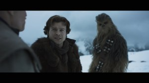 'Solo: A Star Wars Story' trailer released
