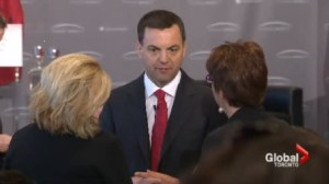 Hudak promises income tax cuts after budget is balanced