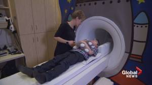 MRI training program at Alberta Children's Hospital helps reduce kids' anxiety