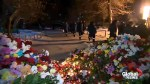 Memorial grows at scene of deadly Russia apartment blast