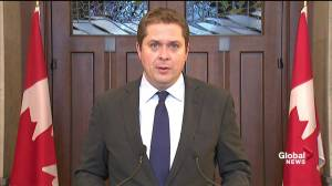 Andrew Scheer calls reports of PMO interference 'disturbing'