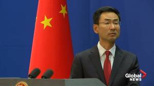China says it is only acting in self-defence in U.S. trade dispute