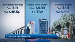 A tale of 3 bridges for the Canadian taxpayer