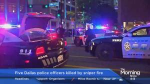 President of Toronto Police Association on Texas Police Shootings