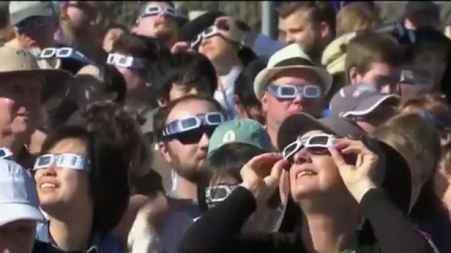 Watching the solar eclipse from geeky to wacky