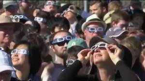 Watching the solar eclipse, from geeky to wacky