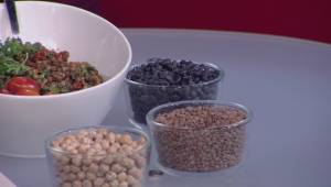 Incorporating plant protein into your diet (05:12)