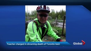 Teacher charged in death of student who drowned on school trip in Algonquin Park
