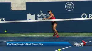 Bianca Andreescu: Canada's next female tennis star?