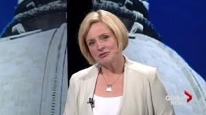 Alberta Debate: Notley closing statement