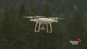 North Okanagan drone search