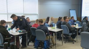 RCMP training program sparks passion for policing in high school students