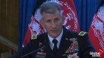 US commander in Afghanistan says new strategy should give 'encouragement' to Afghan people