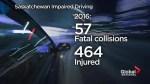 Saskatchewan aims to curb drunk driving problem