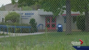 Lead detected in water at three Penticton schools