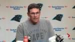 Cam Newton 'made a mistake' with comments: Panthers head coach