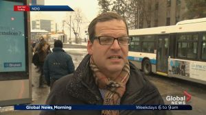 NDG commuters fed up with long lines at bus stops