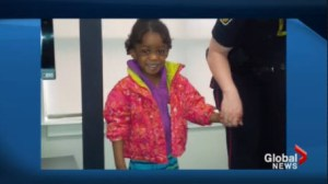 Brampton girl found wandering alone – returned home safe.