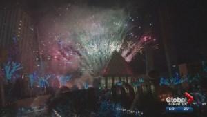 City of Edmonton cancels outdoor New Year's Eve festivities