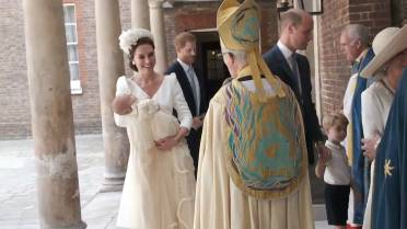2607d4ea8dad New christening photo of Prince Louis released - National ...