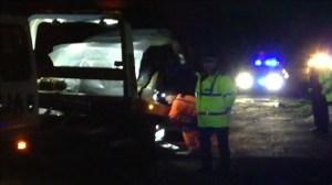 Car involved in collision in U.K. removed from scene, Prince Philip unharmed