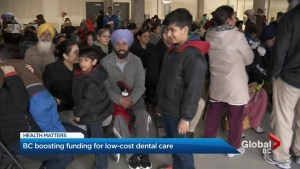 B.C. boosting funding for low-cost dental care