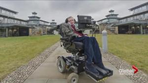 Stephen Hawking: A brief history of inspiration