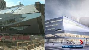 Does downtown Edmonton library meet expectations?