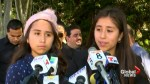 Community holds rally for mother hauled away by ICE agents in viral video
