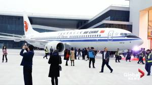 China orders its airlines to ground Boeing 737 MAX 8 jets