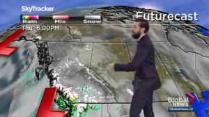Edmonton Weather Forecast: March 6