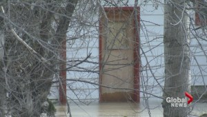 Moose Jaw ice causes flooding