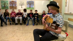 11-year-old Calgary guitarist heads to Spain to fine-tune flamenco skills