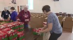 First day of the Operation Christmas Child campaign kicks off