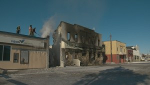 Daysland Hotel destroyed by overnight fire