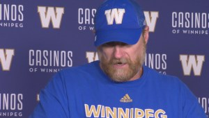 RAW: Blue Bombers Mike O'Shea Post Game – Sept 8