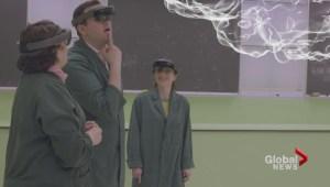UBC virtual reality brain-teaching technology