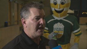 Thousands take part in Grey Cup festivities at Spirit of Edmonton Breakfast