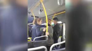 Police investigate ugly West Van bus exchange caught on video