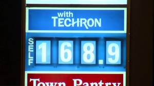 Metro Vancouver gas prices break another record