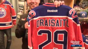 best authentic 4d87a 2f09c Edmonton Oilers star forward Leon Draisaitl to join Germany ...