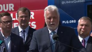Quebec's provincial election campaign kicks off