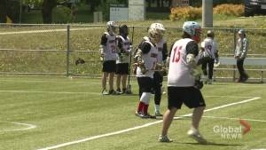 Crestwood finishes 4th at OFSAA field lax