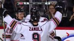 Hurricanes drop Game 4 as Calgary Hitmen tie playoff series